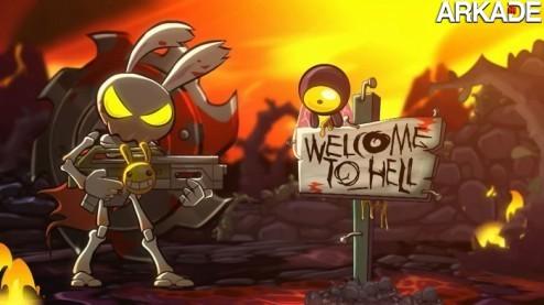 Conheça Hell Yeah!, um frenético e sangrento hack n' slash 2D