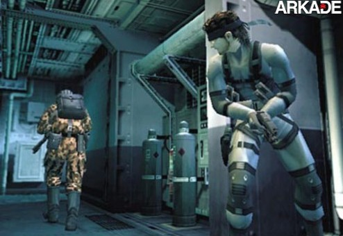 metal gear solid 2 stealth screenshot1 Voice Chat Arkade   Games: por uma geração mais inteligente