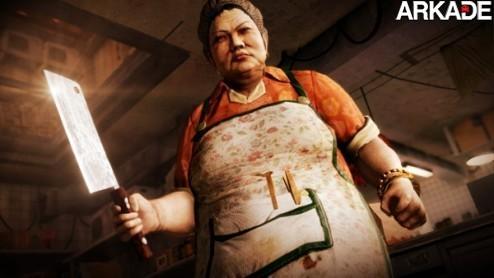 E3 2012: tortura e sangue em novo trailer de Sleeping Dogs