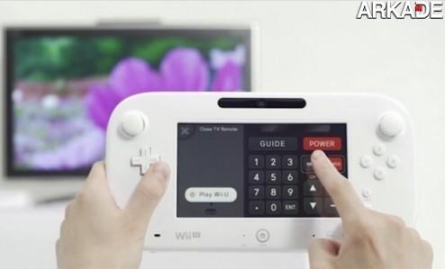 E3 2012: Nintendo apresenta as novidades do Wii U em evento pré-E3