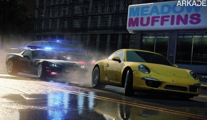 1413 mostwanted 0321 Need for Speed Most Wanted: novo trailer mostra 4 minutos de puro gameplay