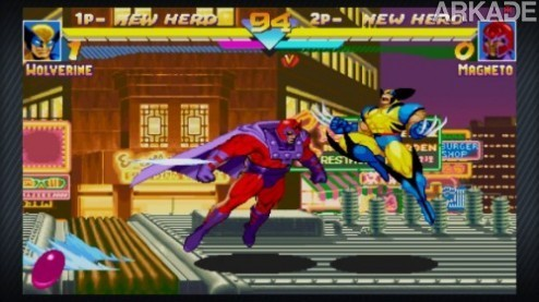 Capcom vai relançar Marvel Vs. Capcom e Marvel Super Heroes