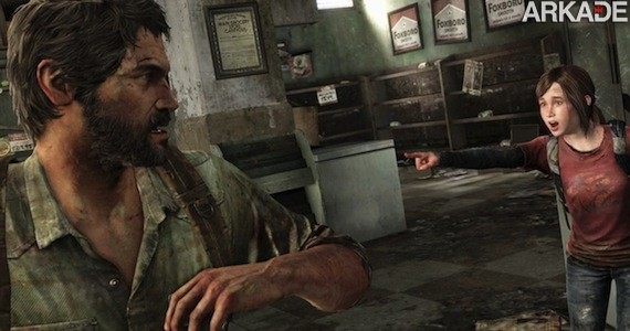The Last of Us Comic Con Panel1 Muita tensão no novo trailer de The Last of Us