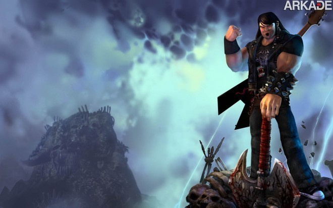 brutal legend wallpaper1 Top 5 Arkade Especial: Dia Mundial do Rock!