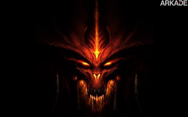 Tribuna Arkade: Diablo ataca novamente e mata gamer em cyber café de Taiwan