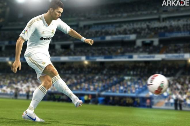 povratak korijenima pes 2013 bit ce puno bolja simulacija 900x600 20120417 20120424154048 3ef1b6e6ddd855992fd07087f12b2dd51 Pro Evolution Soccer 2013: muitos gols em novo trailer de gameplay