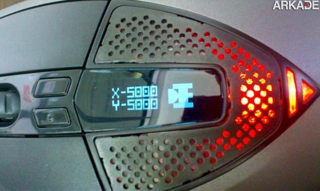 Análise de Hardware: Mouse CM Storm Sentinel Zero-G, da Cooler Master