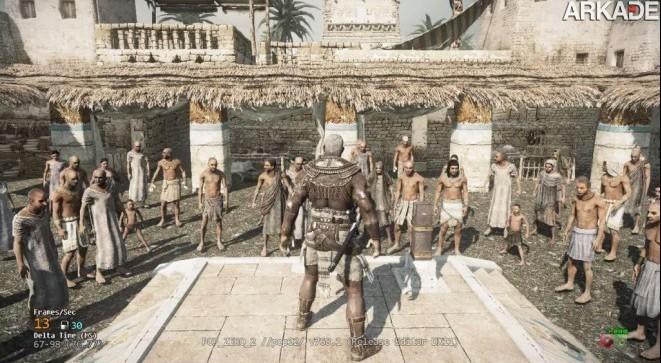 Prince of Persia: vaza suposta imagem do reboot da série