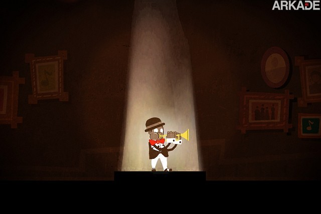 JAZZ Trumps Journey Screen 11 Jazz: um simpático jogo sobre música, disponível para iPhone e Android
