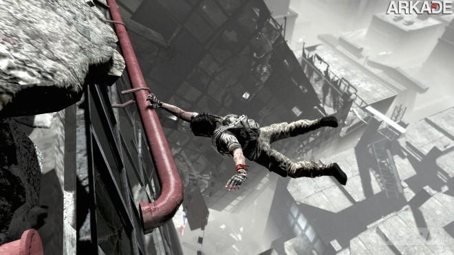 Saved 011 Antes tarde do que nunca: Ubisoft vai lançar I Am Alive para PCs em setembro, com novidades