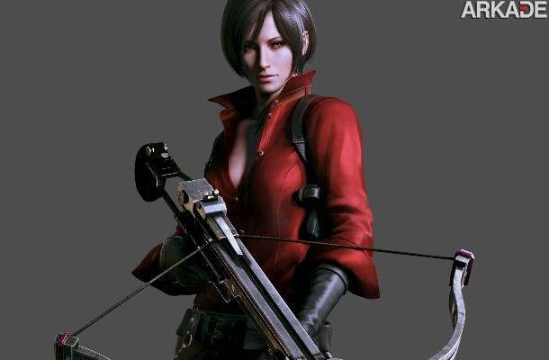 Resident Evil 6: novos vídeos mostram gameplay de Ada Wong e apresentam novo modo de jogo