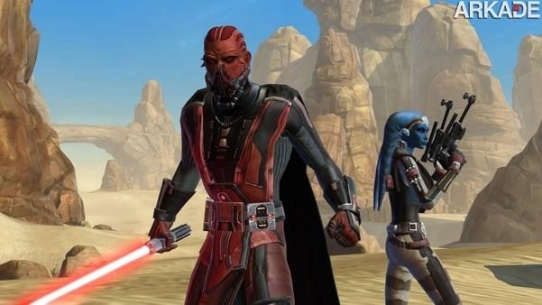 b49b30c5668aae9922b40b9c556d6ccd content large1 MMO Star Wars: The Old Republic poderá ser jogado de graça em breve