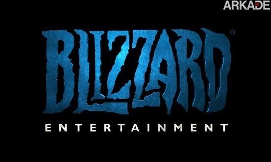 blizzard logo 2012 TechSempre1 Battle.net sofre ataque hacker com vazamento de dados de usuários!