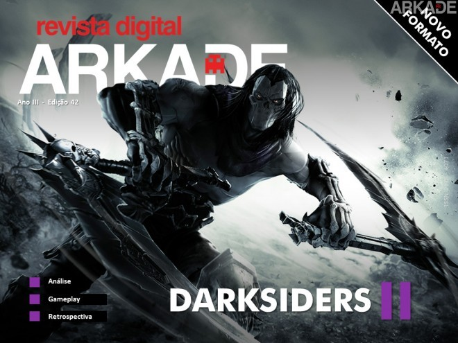 c42 Revista Arkade #42   Darksiders II