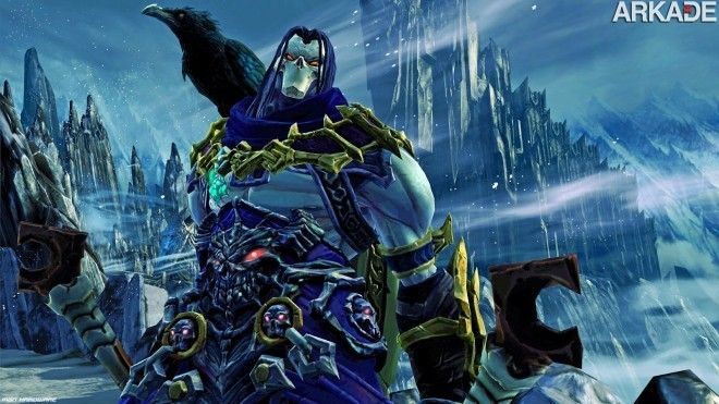 Darksiders II: novidades e novo trailer de gameplay