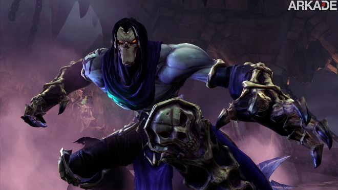 darksiders ii death1 Semana tem Darksiders II, Sleeping Dogs, The Last Story e mais