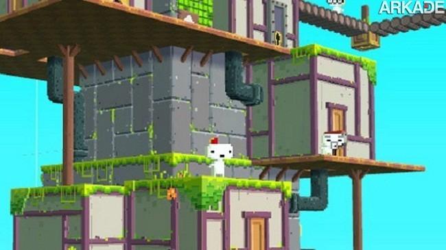 Voice-Chat Arkade: a revolução dos games independentes