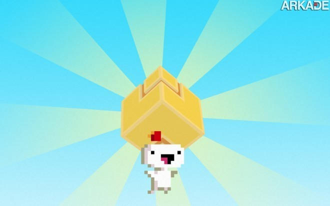 fez wallpaper by dan the gir man d4wd3dc1 Voice Chat Arkade: a revolução dos games independentes