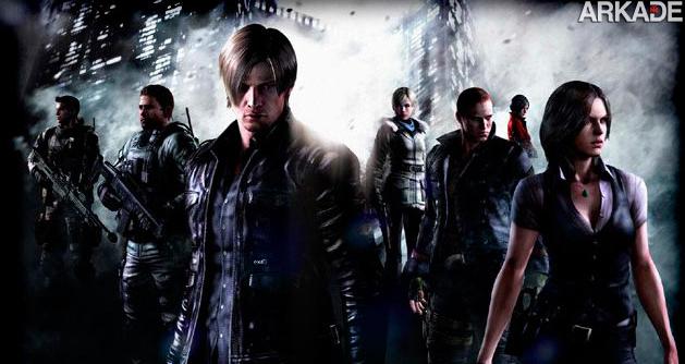 imagen 12161 Resident Evil 6: novo trailer apresenta o serviço online ResidentEvil.net
