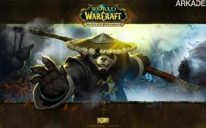 A introdução de Mists of Pandaria mantém a tradição de aberturas épicas de World of Warcraft