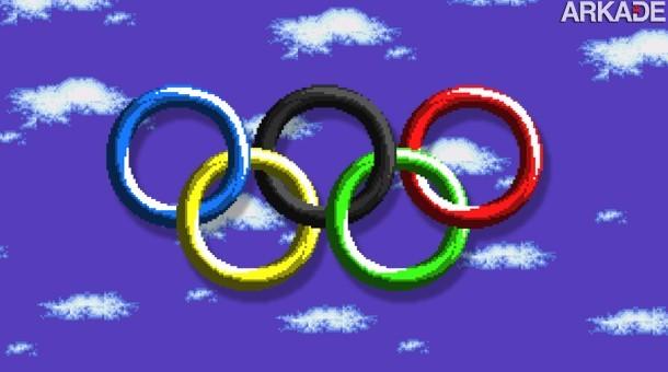 olympics feat1 Olimpíadas 2012: ginasta se apresenta ao som de músicas da série Zelda!