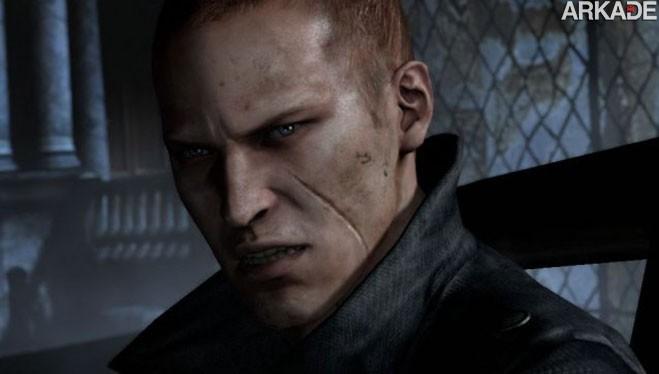 resident evil 6 jake1 Resident Evil 6 ganha trailer de gameplay e novo recurso online