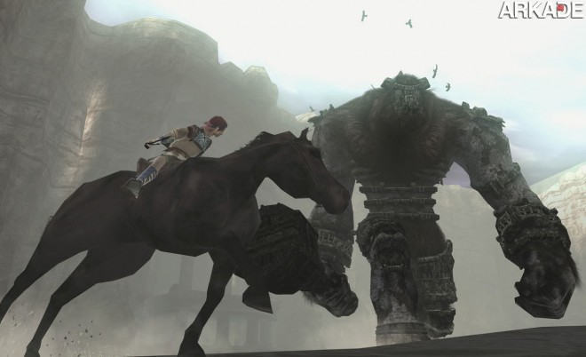 shadow colossus copy Produtor de ICO e Shadow of the Colossus deixa a Sony
