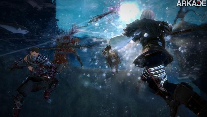 underwater 121 Guild Wars 2: testamos e separamos 9 motivos para você jogar!