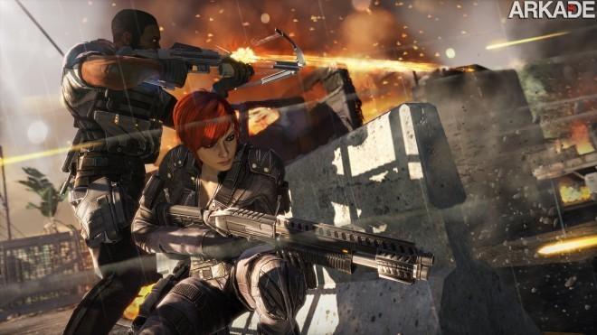 Confira o primeiro trailer de Fuse, novo game dos criadores de Resistance