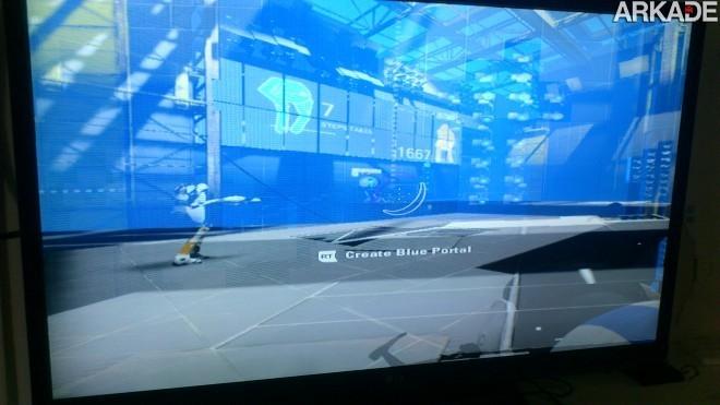 DSC 0754 Análise de Hardware: TV Full HD 3D LG LM5800   Uma TV com excelente custo benefício para gamers