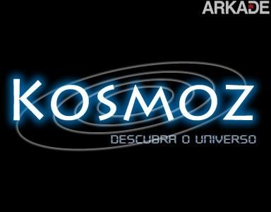 Logo2 Kosmoz: game brasileiro ensina astronomia de forma lúdica e divertida