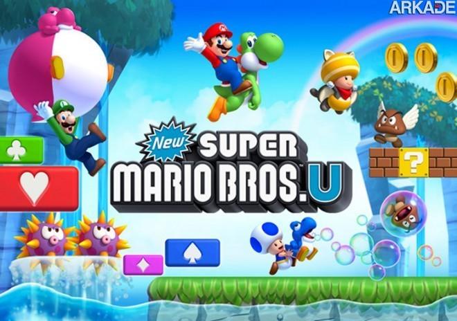 Wii U: trailers de 9 jogos e lista com mais de 50 lançamentos