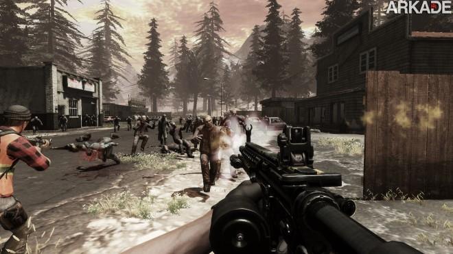War Z S181 Veja o gameplay de The War Z, MMO de sobrevivência com zumbis