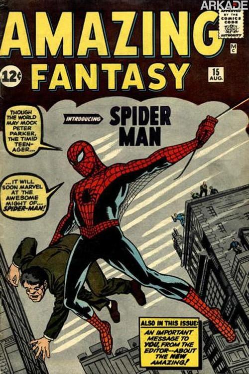 Heróis do Mundo Nerd - Stan Lee, a lenda dos quadrinhos