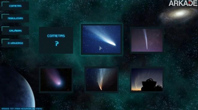 extras Kosmoz: game brasileiro ensina astronomia de forma lúdica e divertida