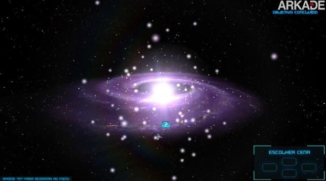 galaxias Kosmoz: game brasileiro ensina astronomia de forma lúdica e divertida