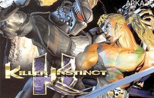 killerinstinct5301 Microsoft renova direitos de Killer Instinct. Teremos um novo game da série?