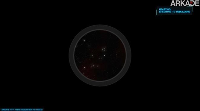nebulosas Kosmoz: game brasileiro ensina astronomia de forma lúdica e divertida