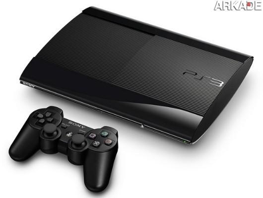 Sony revela o novo modelo do Playstation 3! Confira imagens e mais detalhes