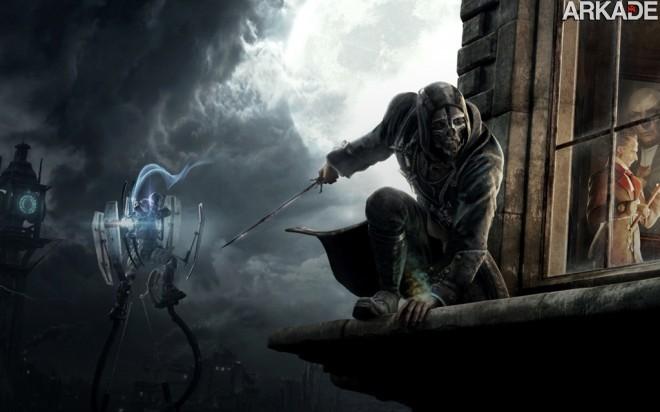 Dishonored: escolha sua abordagem com o novo trailer interativo do game