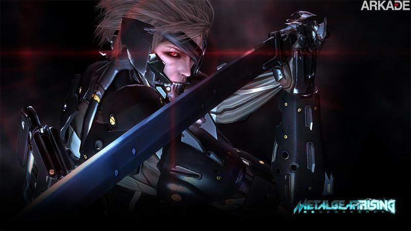 Metal Gear Rising Revengeance: novidades e 2 vídeos de gameplay