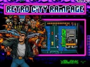 Retro City Rampage mock up