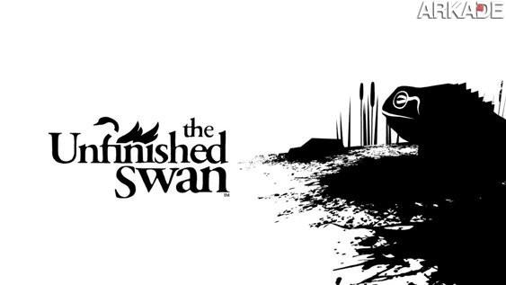 The Unfinished Swan ganha novo trailer e data de lançamento