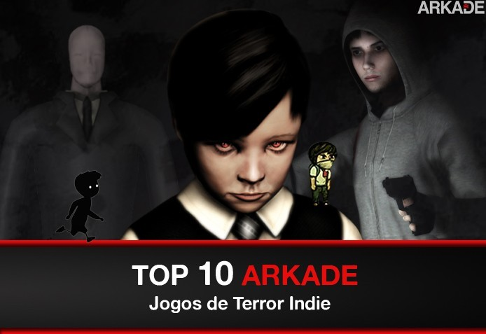 Top 10 Arkade Especial Halloween: Jogos de Terror Independentes