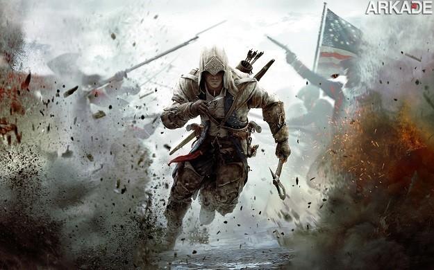 Outubro termina com Assassin's Creed III, NFS: Most Wanted e muito mais
