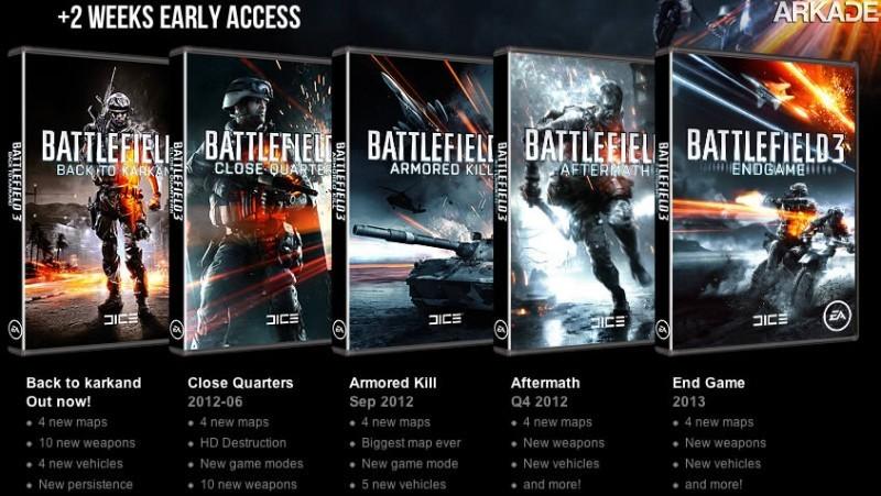 Mega promoção da Origin traz Battlefield 3, Crysis 2, Dragon Age e outros games com até 40% de desconto!