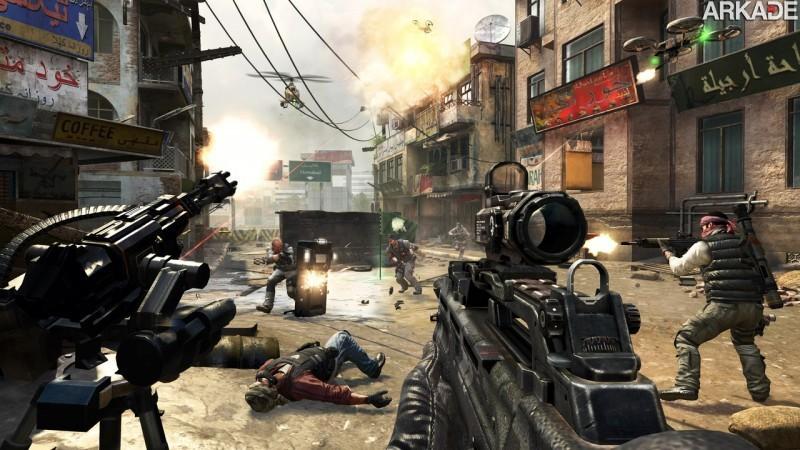 Call of Duty: Black Ops II ganha novo trailer ao som de AC/DC
