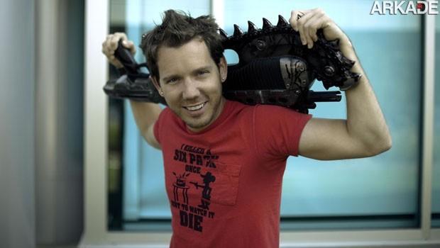Cliff Bleszinski, co-criador de Gears of War, deixa a Epic Games