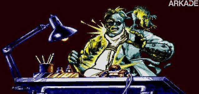 comix 2 Clássicos   Comix Zone: uma aventura em quadrinhos de 16 bits