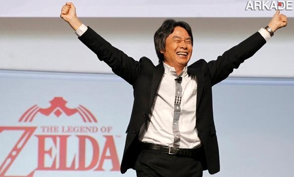 Heróis do Mundo Nerd - Shigeru Miyamoto, o gênio da Nintendo
